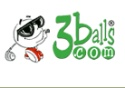 Coupons for 3 Balls Golf