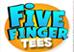 5 Finger Tees